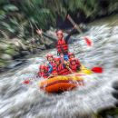 Water Rafting Adventure and Ubud Highlight Tours
