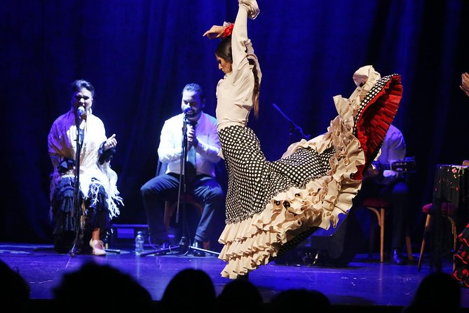 Flamenco Show Ticket at Theatre Barcelona City Hall