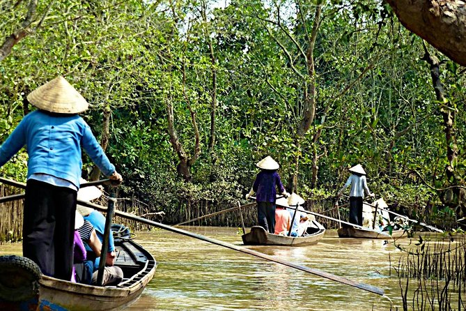 Private Interesting Cu Chi Tunnels and My Tho - Mekong Delta tours from Saigon