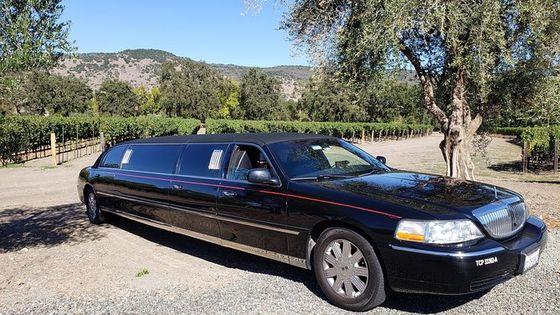 6 Hour - Private Napa Wine Tour in a Stretch Limousine