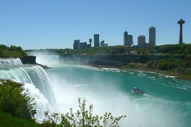Private Tour Transfer from Buffalo Airport to Niagara Falls