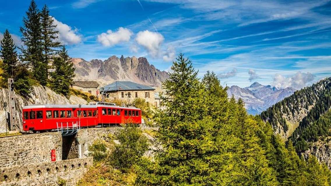 Chamonix Mont Blanc Private Day Trip from Geneva