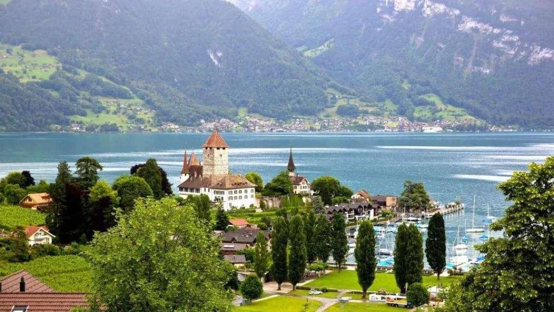 One Day Tour of Interlaken & Swiss Alps