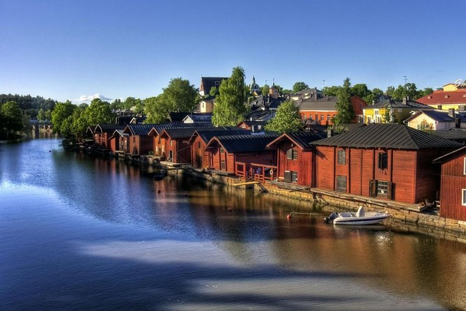 Half-Day Tour of Porvoo Old Town from Helsinki