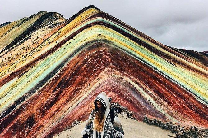 Tour to the Rainbow Mountain, Vinicunca