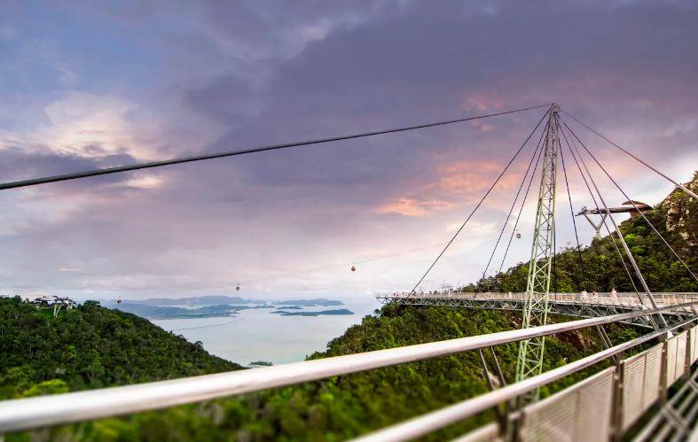 Langkawi Skycab Cable Car + SkyDome + Skyrex + 3D Art Langkawi Admission