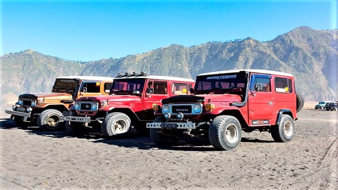 BLACK LAVA 4WD JEEP TOURS AND NATURAL HOT SPRING