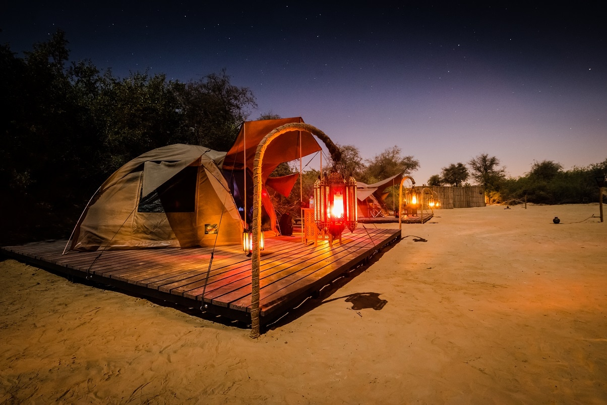 Overnight Safari -Private