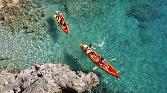 Adventure Dalmatia - Dubrovnik Sea Kayaking and Snorkeling Tour