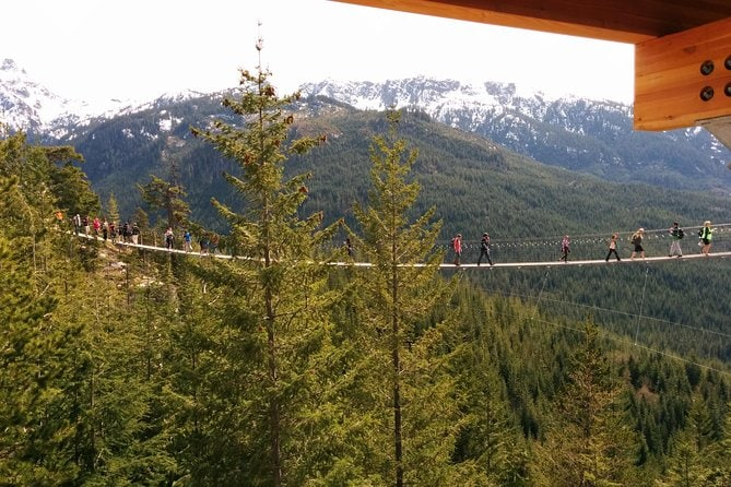 The Great Squamish Day Trip from Vancouver