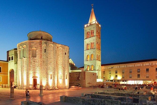 Zadar Private Day Trip from Zagreb