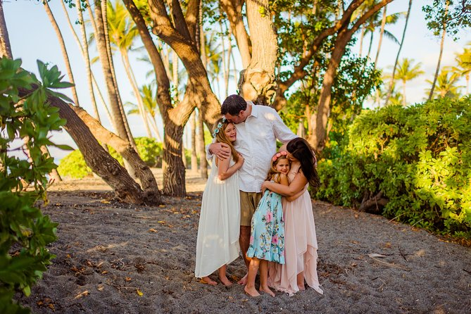 120 Minute Private Vacation Photography Session with Local Photographer in Kona