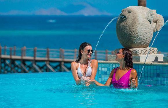 巴厘島高端 SPA 阿雅娜明星深海療法 部分套餐含網紅 Rock Bar 晚餐酒店包接送