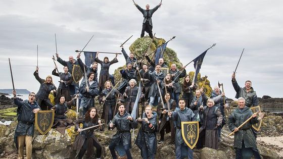 Game of Thrones - Iron Islands, Giant's Causeway & Rope Bridge from Belfast
