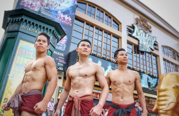 曼谷 熱血傳奇泰拳表演秀門票 MUAY THAI LIVE