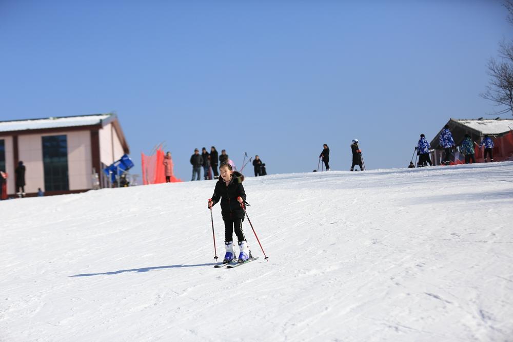Xiangyanghengchong International Ski Field