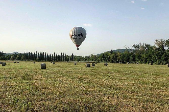 Lombardy Hot Air Balloon Flight Milan