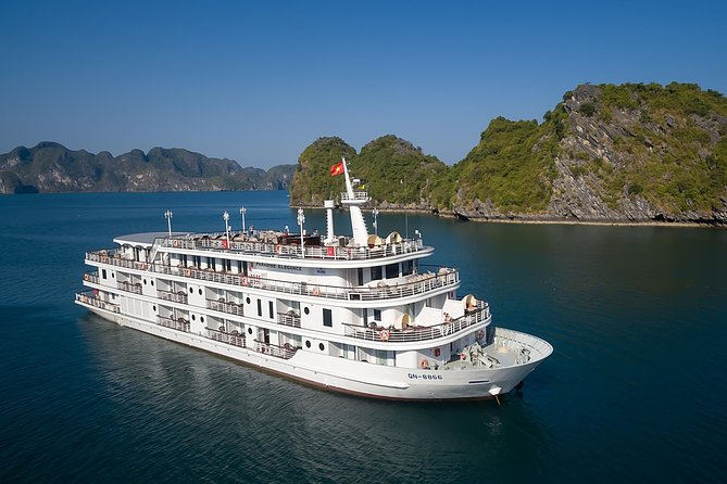 From Ha long Bay: Hanoi city tour with private transfer
