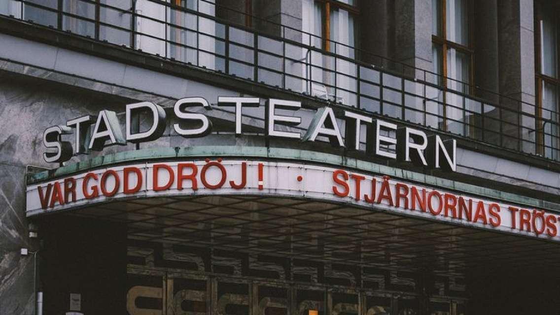 Historical Walk through Gothenburg with a Local