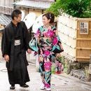 Kyoto Kimono Experience & Gion Walking Tour