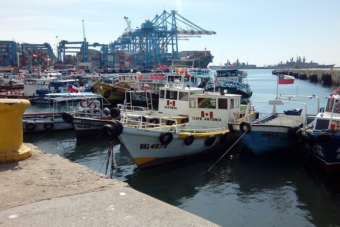 Private Tour in Valparaíso and Viña del Mar