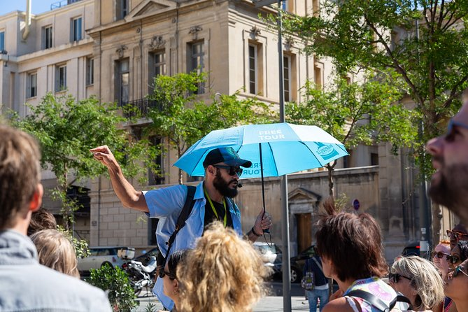 Marseille Walking Tour - The Other Side