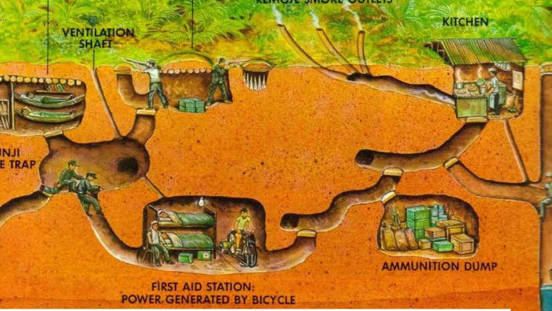 Cu Chi Tunnels Half-Day Tour (Including Hotel Transfers)