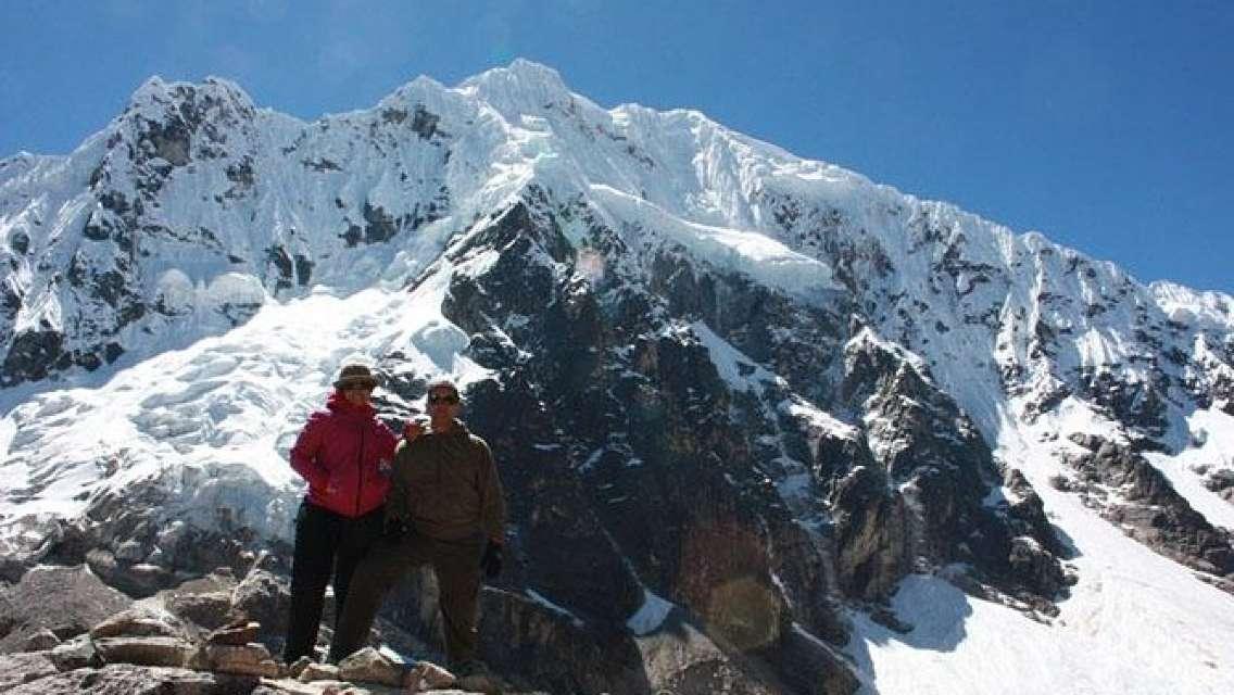 Salkantay Trek to Machu Picchu 4 day Tour