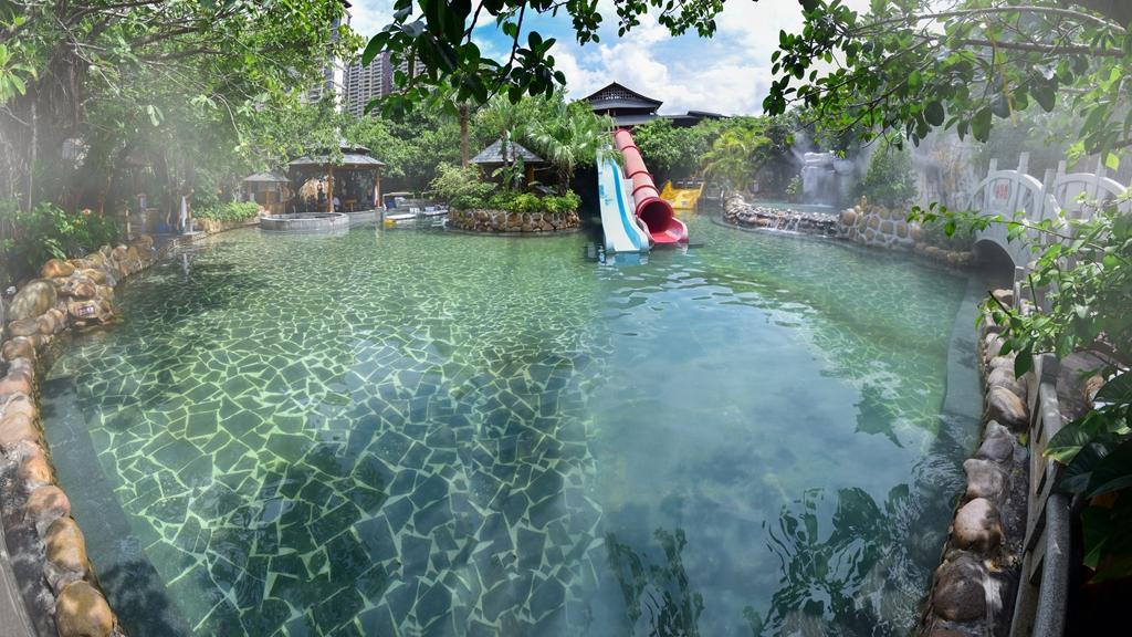 Zhongshan Quanyan Hot Springs