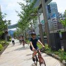 小グループで行く東京自転車ツアー