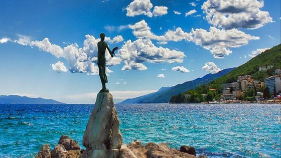 Trsat Castle and Opatija Day Trip from Zagreb
