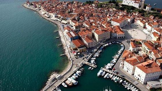 Piran and Portoroz Pearls of the Slovenian Adriatic Coast Half Day Trip from Ljubljana