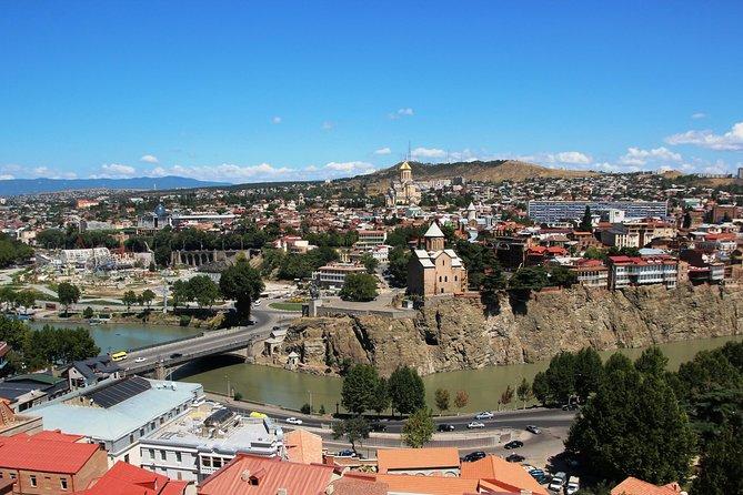 Tbilisi and Mtskheta Tour - Historical Tour and Old Capital