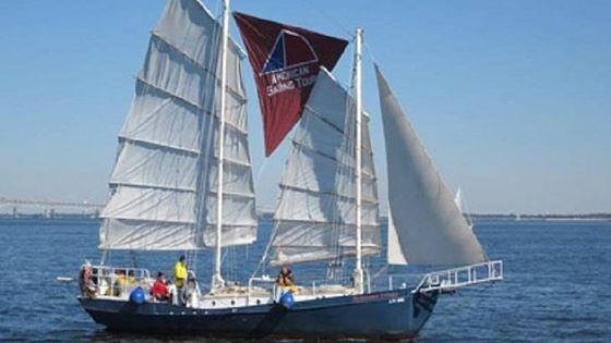 History of Chesapeake Bay Sailing Tour