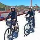 Bike Rental Near the Golden Gate Bridge - San Francisco