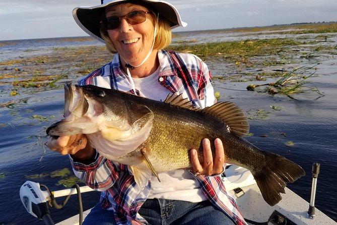 Lake Okeechobee Fishing Trips Near Fort Pierce Florida