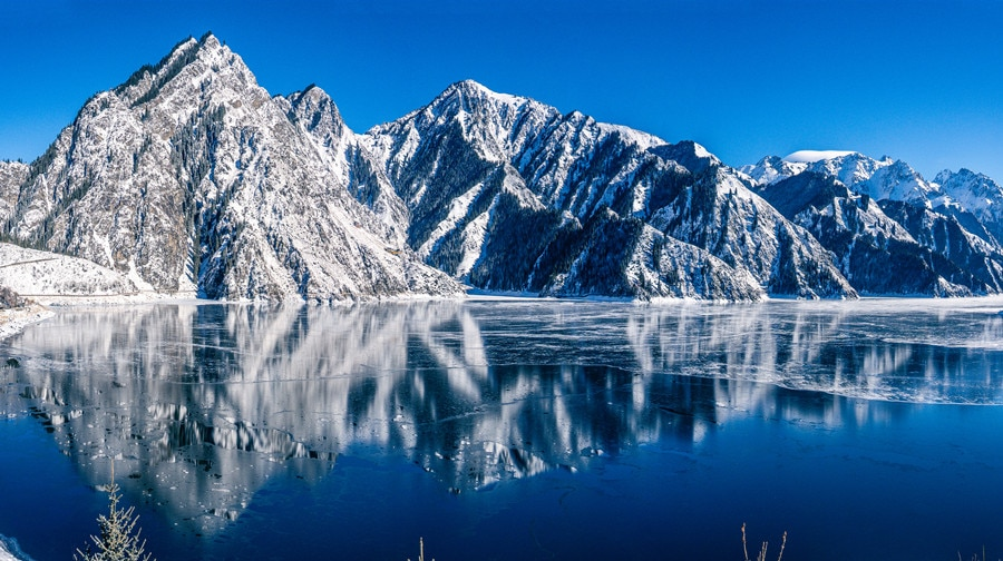 "Tianshan Tianchi (""Heavenly Mountain"" and ""Heavenly Lake"") National Park"