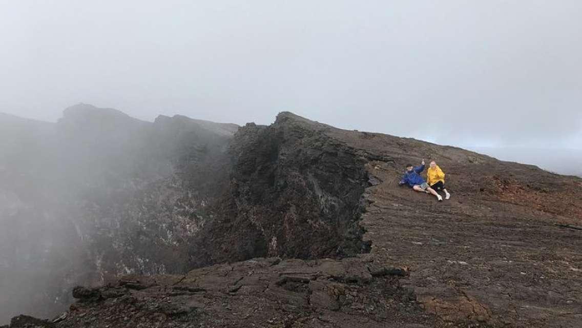 Triple Crater Hawaii Volcano Hiking Adventure