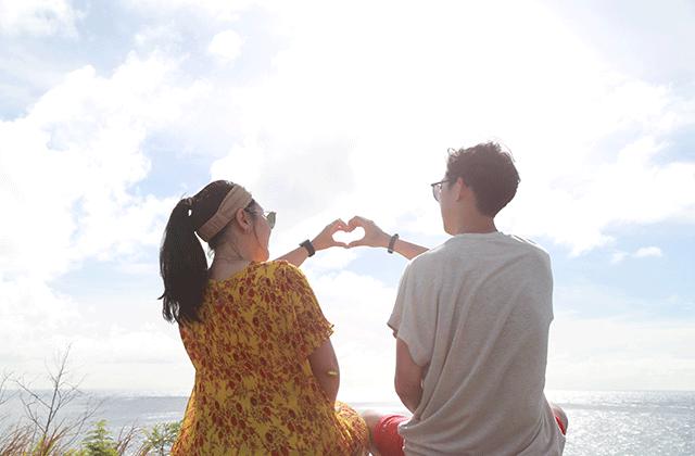 트립닷컴 핑크 괌 남부 투어
