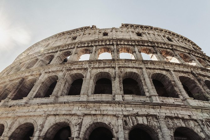 Small-Group or Private Colosseum Tour Including the Roman Forum & Palatine Hill