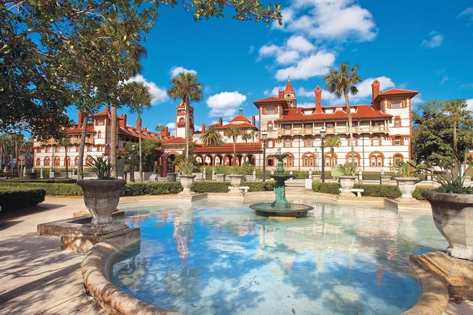 All day - Round Trip to Saint Augustine from Orlando