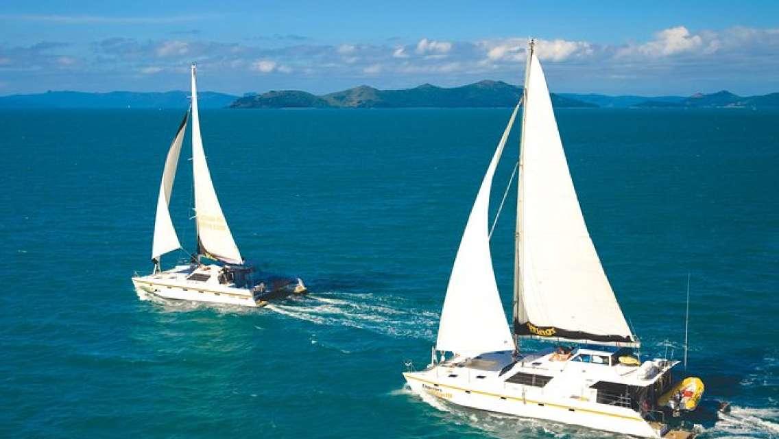2Day 2 Night Sail, Snorkel & SUP Adventure Whitsundays single