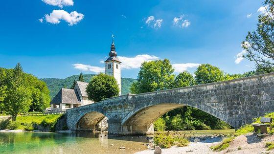 Lake Bled and Bohinj - Beyond the Alpine Lakes from Ljubljana