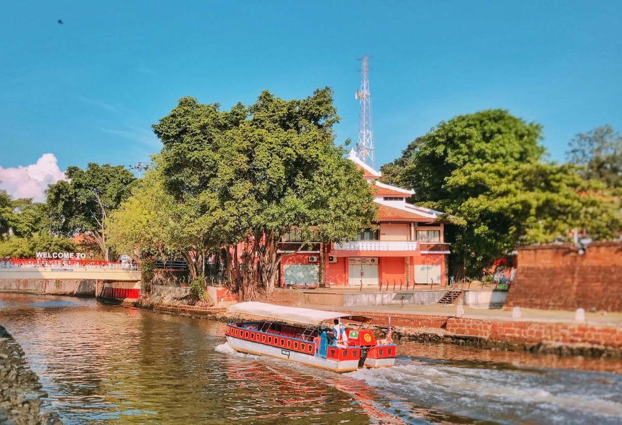 Malacca River Cruise Ticket