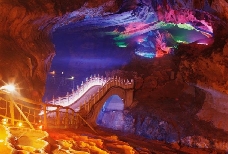 Lianzhou Underground River Admission Ticket
