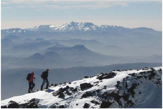 Toubkal Ascent: 13,671 feet (4,167 meters), 2 Days