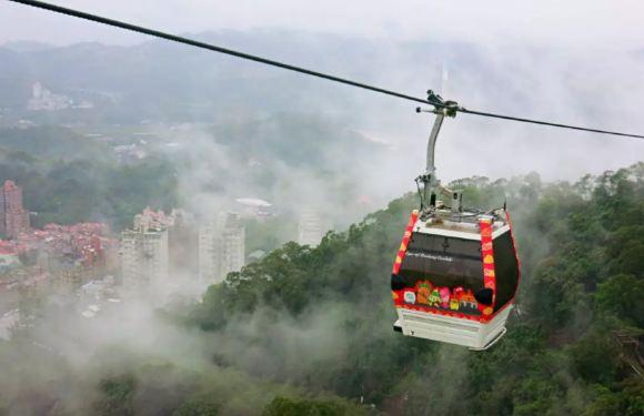 台北貓空纜車 & 雙層觀光巴士套票