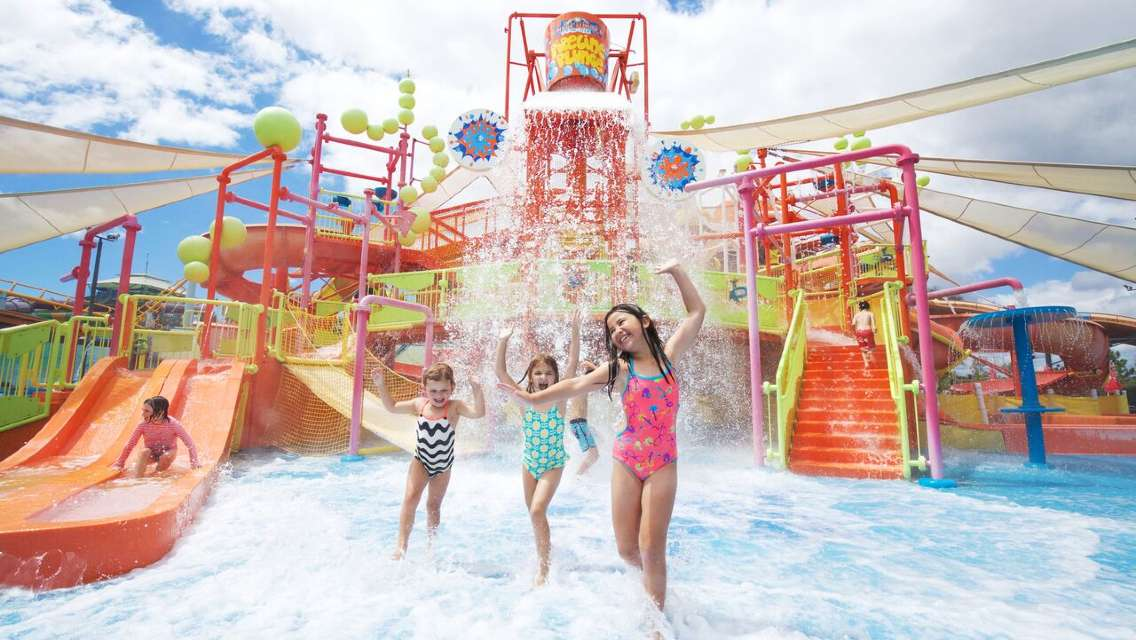 Dreamworld, WhiteWater World and SkyPoint Observation Deck 3-Day Pass