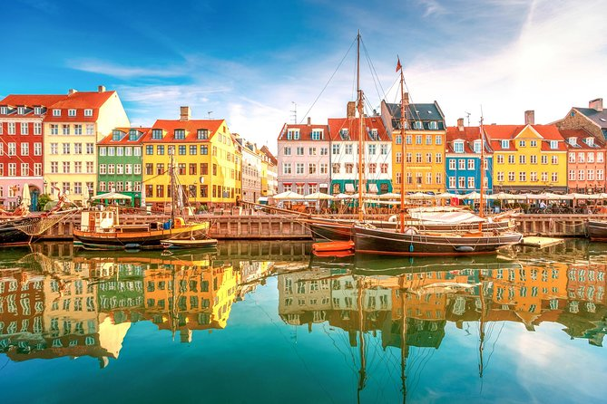 Private 3-Hour Copenhagen Walking Tour