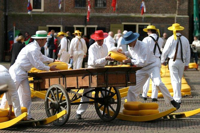 2-Hour Private Walking Tour of Alkmaar